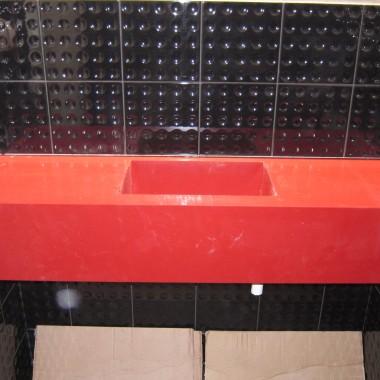 Blaty CORIAN STARON HANEX kompozytowe solid surface