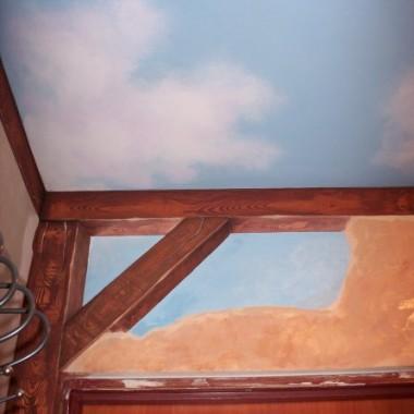 maluję przedpokój- malarstwo ścienne i dekoracyjne