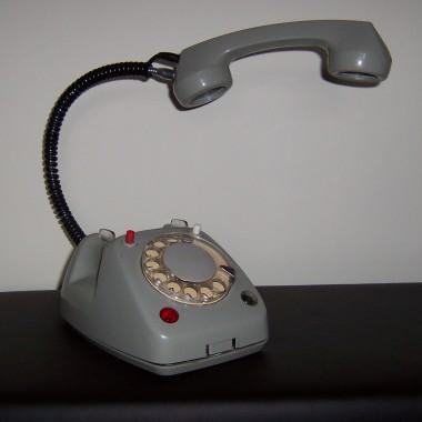Lampka-telefon