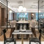 Pozostałe, Tremend z nagrodą European Property Awards - Art deco rodem z Chin We wnętrzach hotelu na pierwszy plan wysuwają się nawiązania do chińskiego art deco, przenikające się z europejską elegancją. Uwagę przykuwają pozłacane klatki, motyw mozaiki, lustra oraz ozdobny żyrandol. Ważną rolę odgrywała koncepcja stref wspólnych. Zostały zaprojektowane tak, aby sprzyjać nawiązywaniu kontaktów i wspólnemu celebrowaniu posiłków - wyznaczono również strefy umożliwiające bardziej prywatne rozmowy oraz miejsca przeznaczone do indywidualnej pracy. Całość jest harmonijna i wyważona, co ułatwia zarówno wypoczynek, jak i koncentrację podczas biznesowych spotkań.