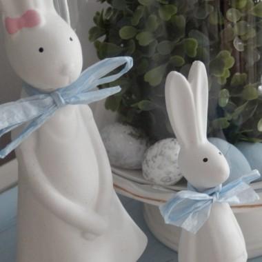 Świąteczna galeria to już tradycja. W tym roku w pastelach-ulubionych błękitach:-)ZAPRASZAM