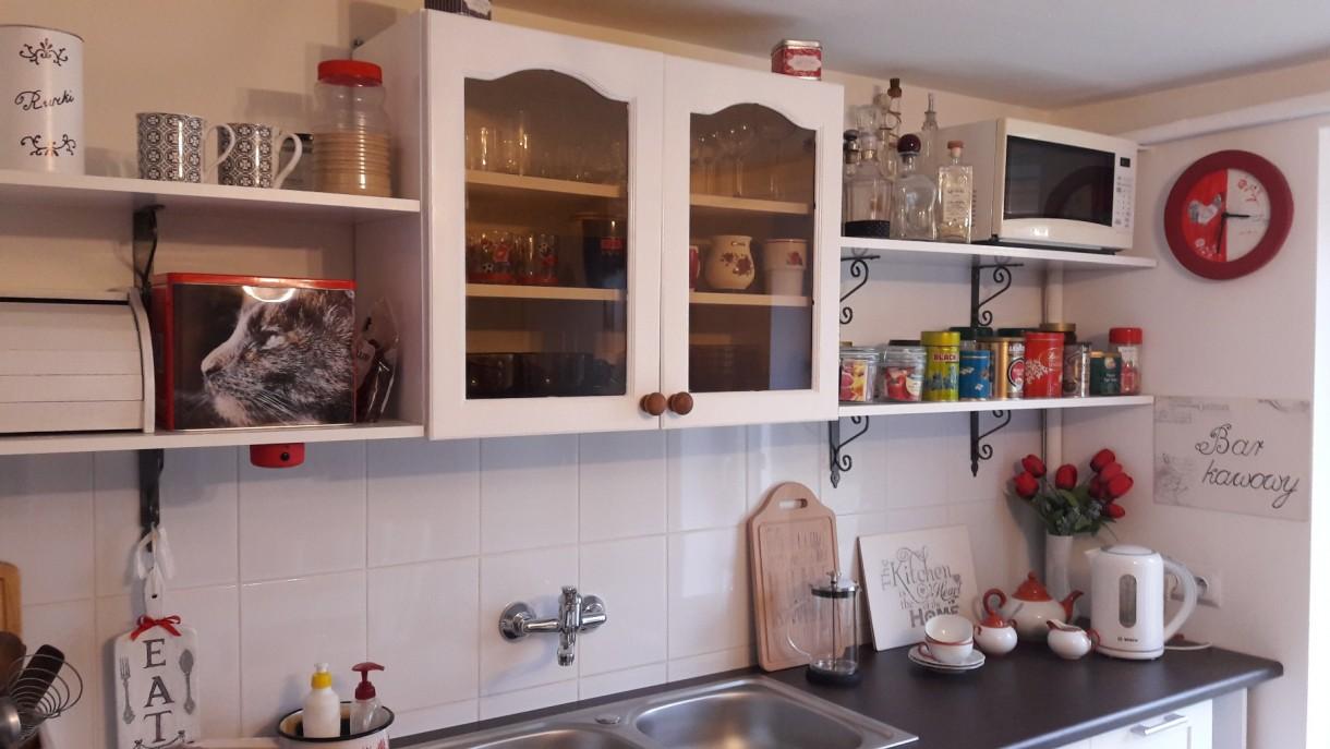 Kuchnia, Kuchnia po remoncie