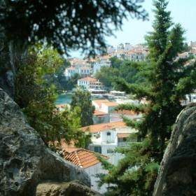 Grecja:) Wspomnienia wakacyjne