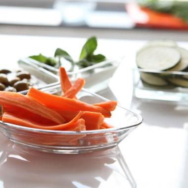 Salaterki na przystawki