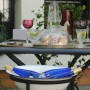 Pozostałe, Za domem .... - wino chłodzi się w starej ,ostatnio nabytej na targu staroci umywalni :)
