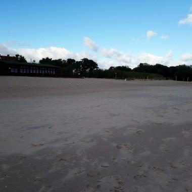 ................i jesienna plaża...............