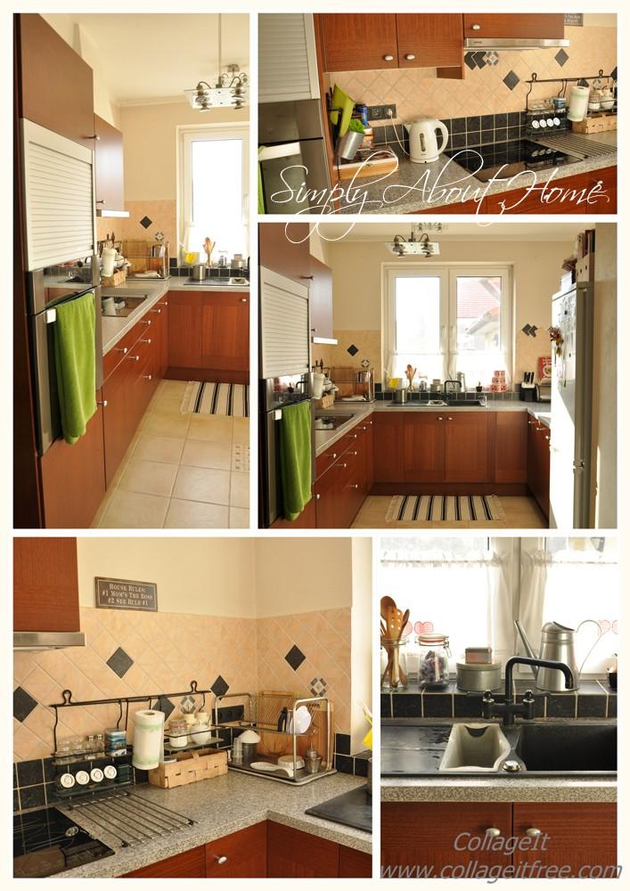 Pozostałe, Kuchnia w bieli - kuchnia przed zmianami