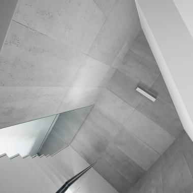 Ciekawe rozwiązania z betonem architektonicznym w płytach od Luxum