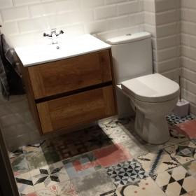 Łazienka po remoncie