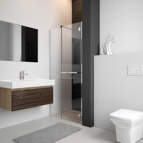 Nowość! Pomysł na wnękę – drzwi prysznicowe Carena DWJ marki Rad