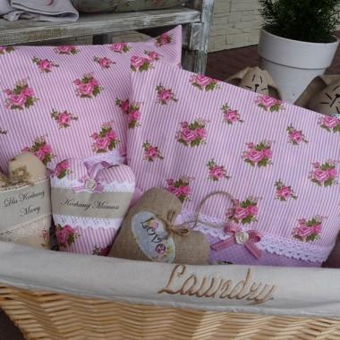 Rózowo-różana kolekcja.