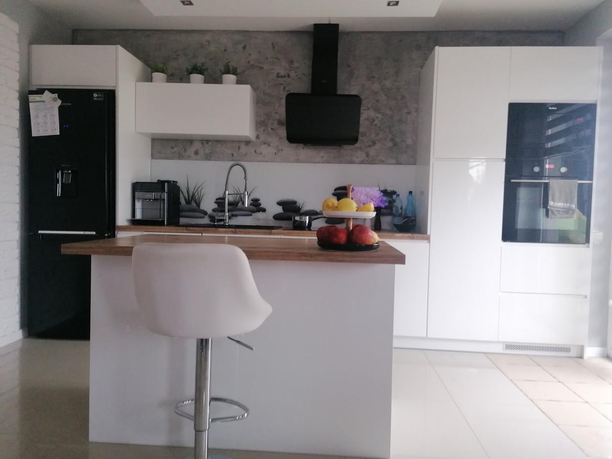 Kuchnia, Beton w kuchni