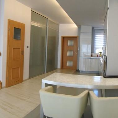 Kuchnia otwarta - zdjęcia z realizacji projektu- www.HOKOGROUP.p