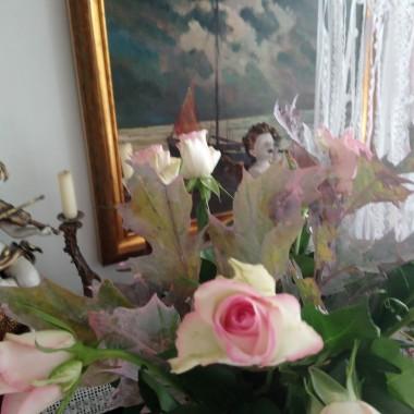 ...............i bukiet róż................