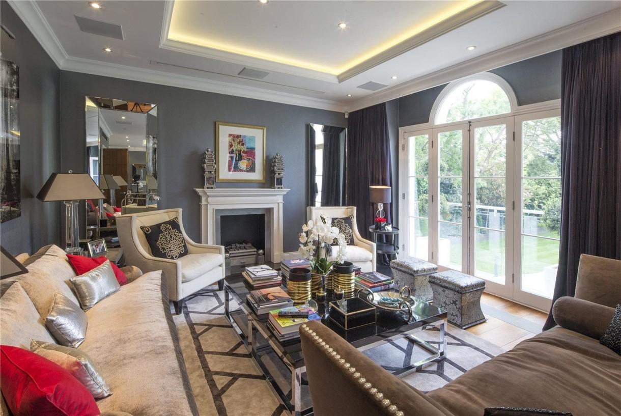 Domy sław, Jak mieszka Rihanna? Jej londyńska posiadłość robi wrażenie