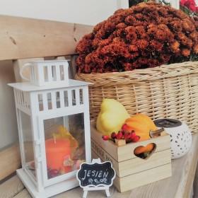 jesień wita od progu&#x3B;)