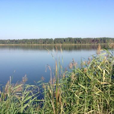 Na jeziorach już cisza...