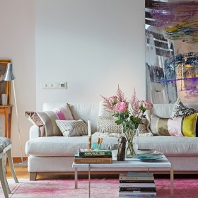 Mieszkanie w różu