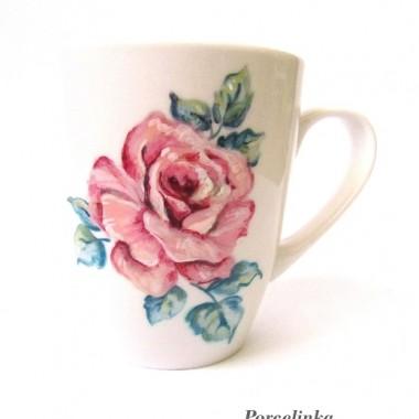 romantyczna róża