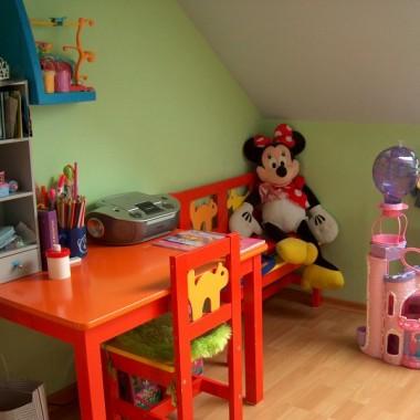 Pokój małej bałaganiary