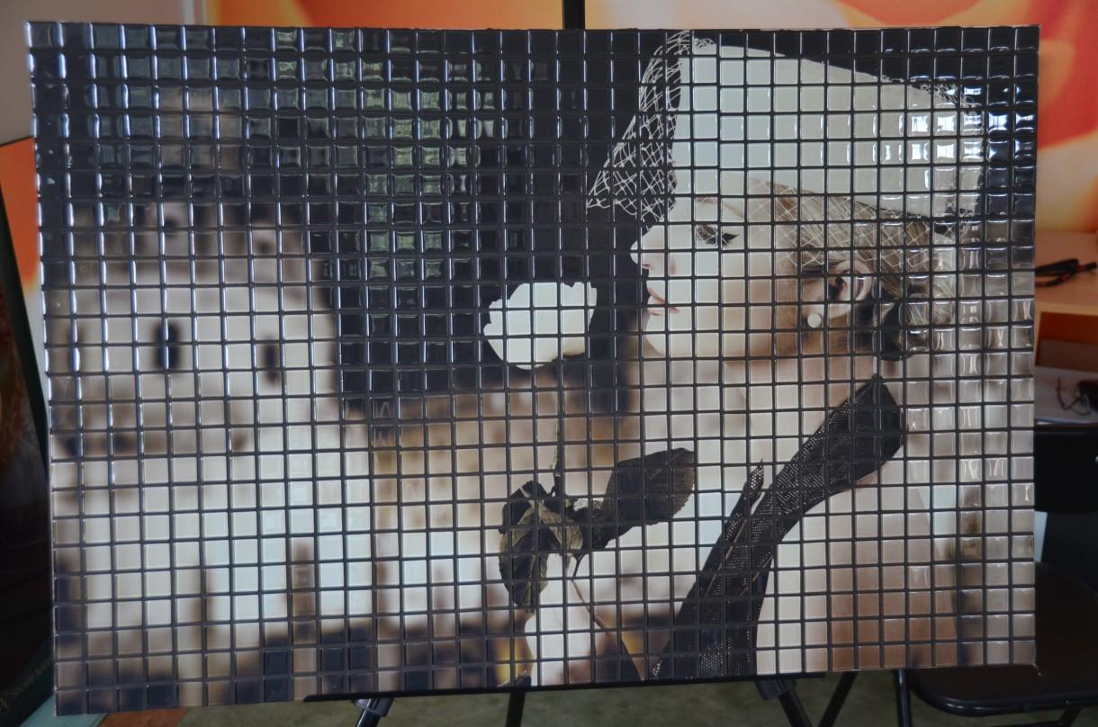 Fotomozaika szklana