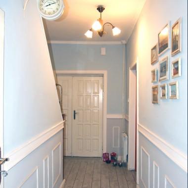 korytarz po małej zmianie