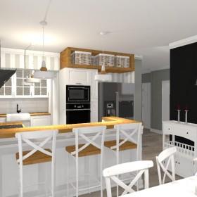 Bełchatów - kuchnia w stylu skandynawskim