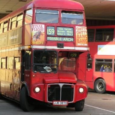 Londyn i zakamarki - Wirtualna wycieczka na cztery pory roku :)