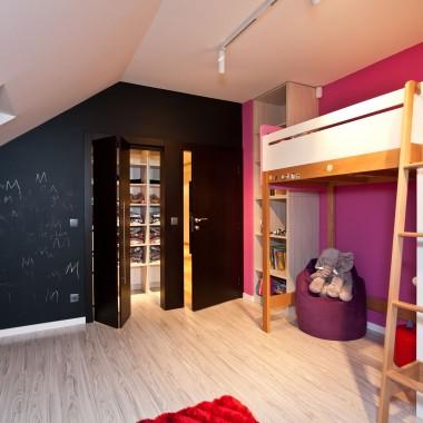 Wnętrze domu w nowoczesny stylu