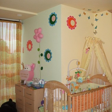 pokój małej Emilki