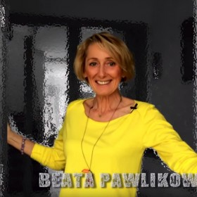 Jak mieszka Beata Pawlikowska?