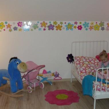 Pokój dwuletniej Gai