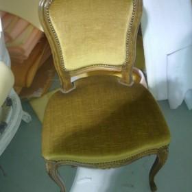 Matamorfoza krzesła