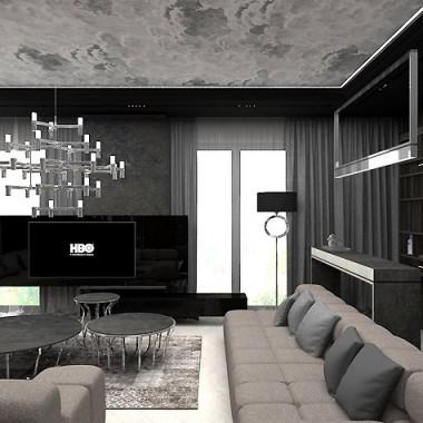 Salon | Aranżacje wnętrz