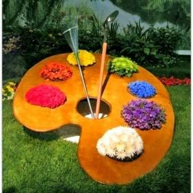 Kilka Pomysłów  na dekoracje ogrodów.