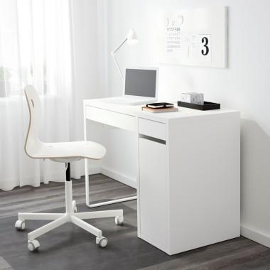 MICKE - Biurko, białyCena: 249 PLN http://www.ikea.com/pl/pl/catalog/products/20325296/#/80213074