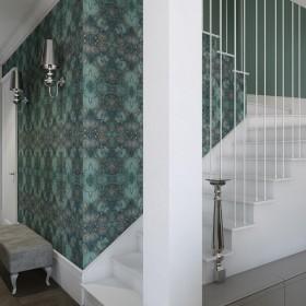 dom jednorodzinny - projekt koncepcyjny w trakcie realizacji