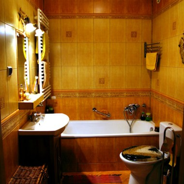 Łazienka w kawalerce