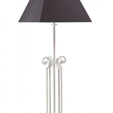 Lampa podłogowa De Ferr 108 B White Patina
