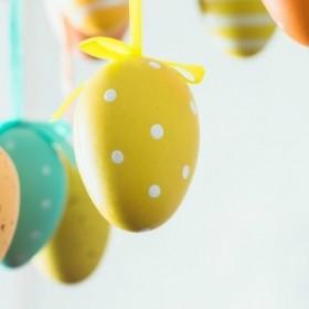 Dekoracje domu na Wielkanoc