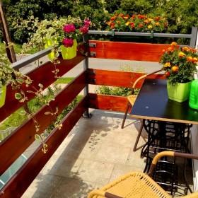 Nasz letni balkonik :)