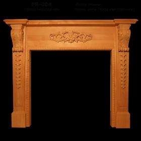 Rzeźbione elementy dekoracyjne