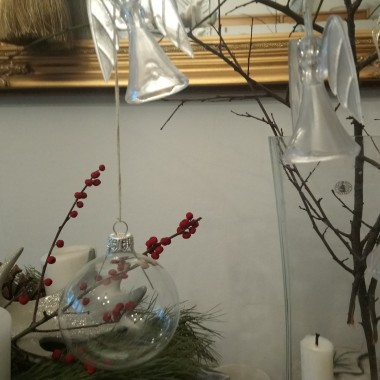 ............jeszcze świąteczne dekoracje............