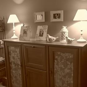 Znowu wróciliśmy na nasze stare-nowe mieszkanko...no cóż&#x3B;)