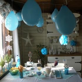 Przyjęcie urodzinowe 5 latki