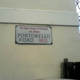 Portobello,Notting Hill