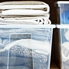Najlepsze sposoby i proste triki na przechowywanie zimowych ubrań