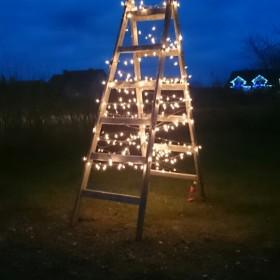 Przystrajamy się na Święta:-)
