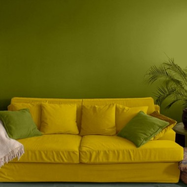 Oto przykładowa fotka. Ściana bordo, piaskowa sofa i bordowe poduszki. Składajcie zamówienia na kolor ściany, sofy i poduszek a ja na specjalne życzenie takie zmienione fotki będę dodawać:) Każdy będzie miał swój własny pokoik w ulubionej kolorystyce:) Zapraszam.