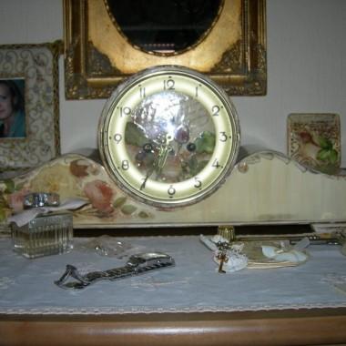 Sypialnia trochę retro.....